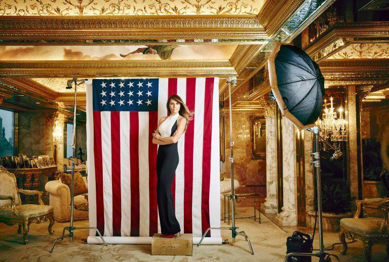 Melania Trump's American Dream