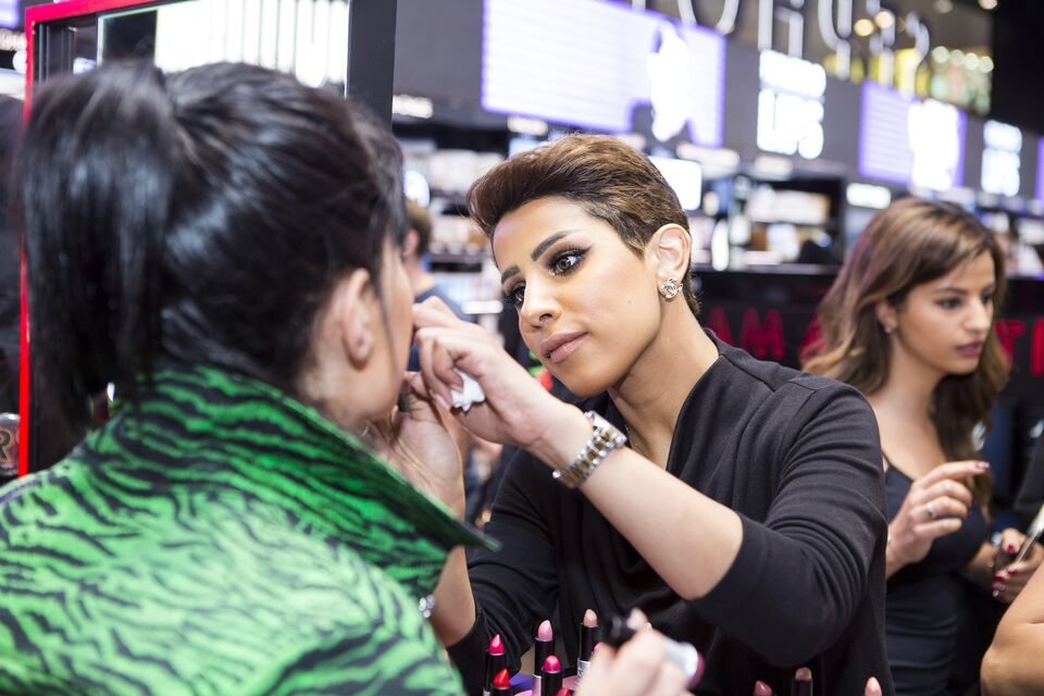 Make Up For Ever Launches Artist Rouge At Sephora The Dubai Mall