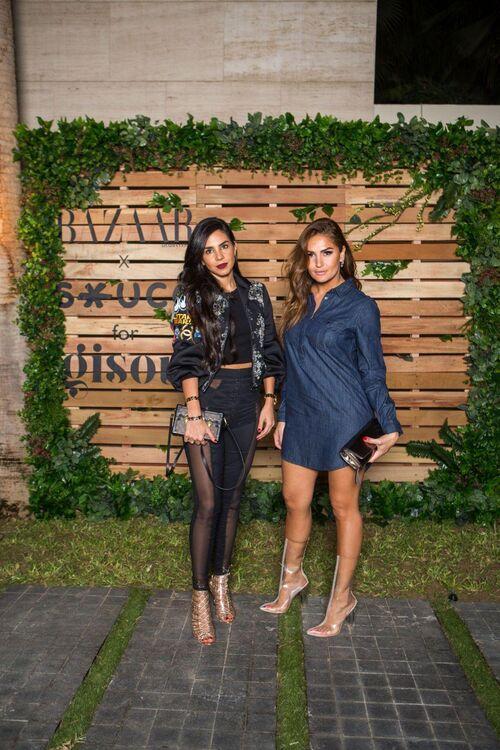 Harper's Bazaar Arabia & S*uce Celebrates Negin Mirsalehi In Dubai