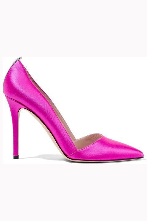 Sarah Jessica Parker Teams Up With Net-A-Porter To Design A Party-Ready Holiday Shoe Collection