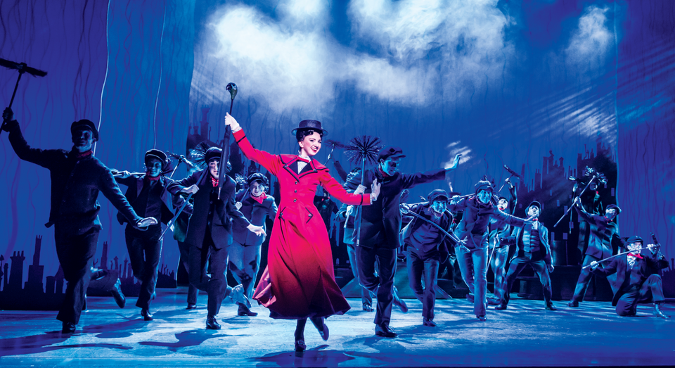 Mary Poppins Is Coming To Dubai Opera