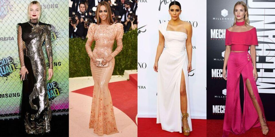 A Definitive List Of The Best Red Carpet Looks Of 2016