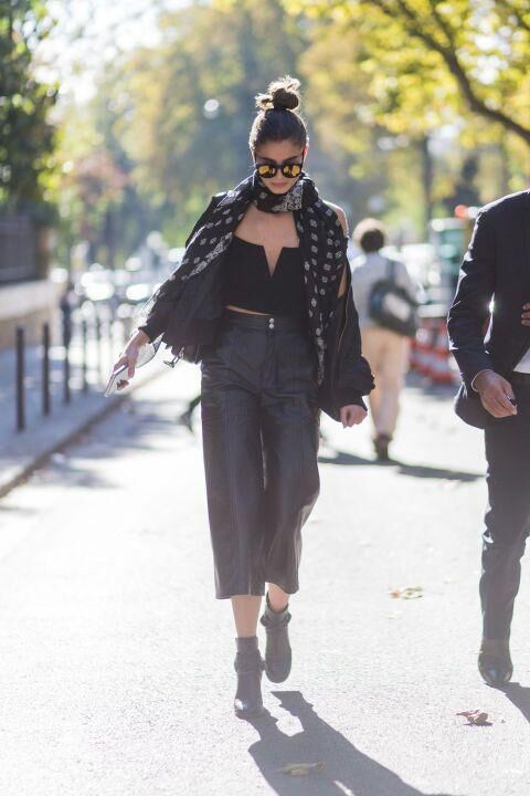 The Victoria's Secret Models' Best Off-Duty Looks