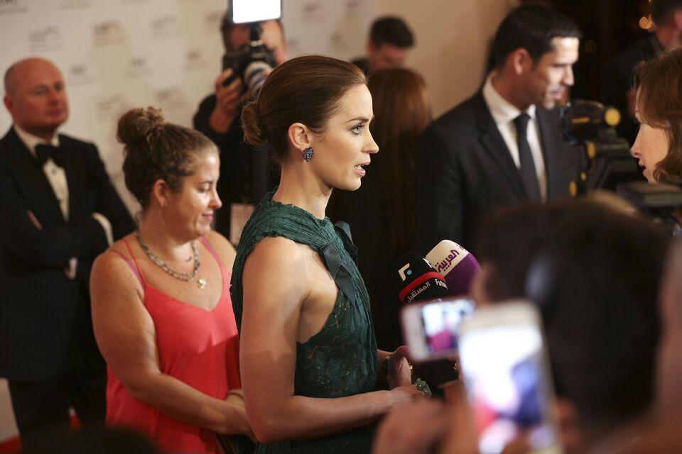 The Best Looks From The Dubai International Film Festival Across The Years