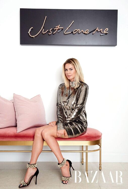 Caroline Stanbury At Home In Dubai:  'I'd Achieved Everything I Wanted To In London'