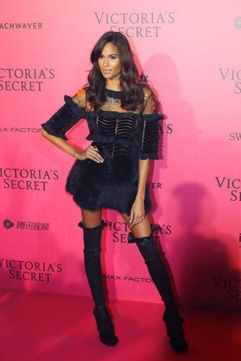 Here's What The Victoria's Secret Models Wore To The Official After-Party