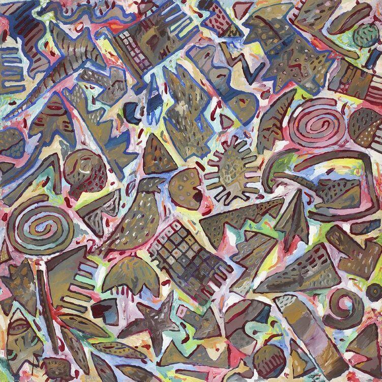Elmarsa Gallery Presents the Work Of Painter Abderrazak Sahli