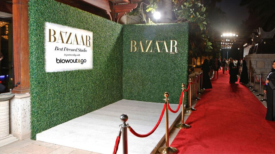 Harper's Bazaar Arabia On The Red Carpet At DIFF 2016