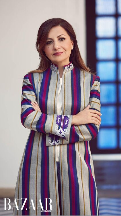 The Art Of Afghanistan: Bazaar Meets The Designers Fusing Tradition & Trends