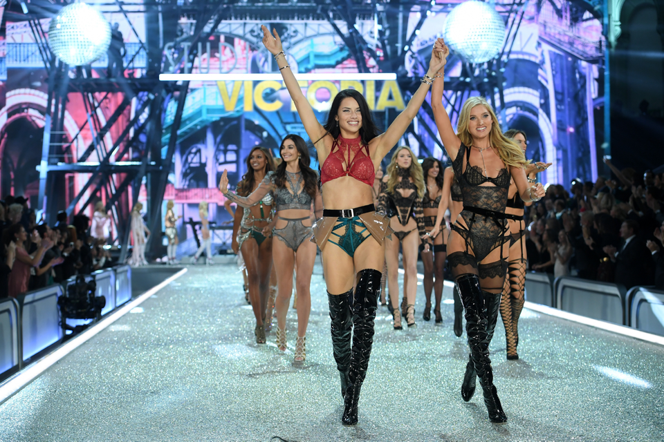 Victoria's Secret Angel Adriana Lima Reveals Why She Started Boxing