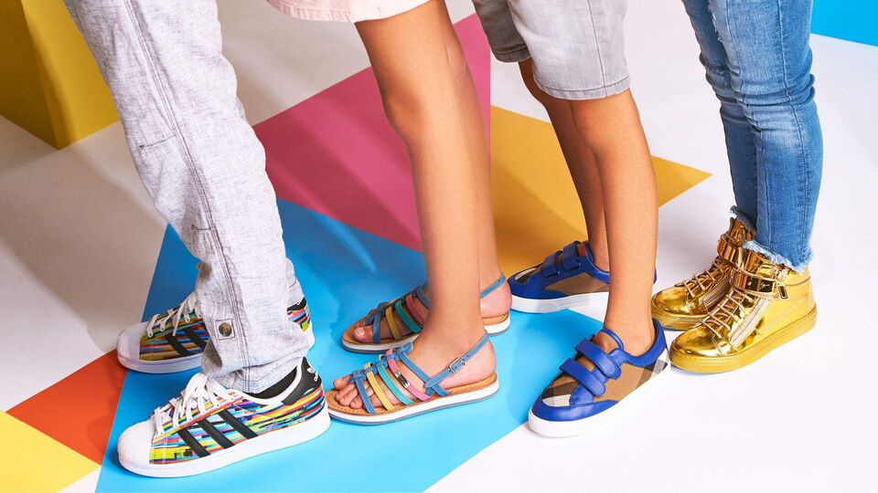 Step Up: Level Shoes To Introduce A New Dedicated Children's Section