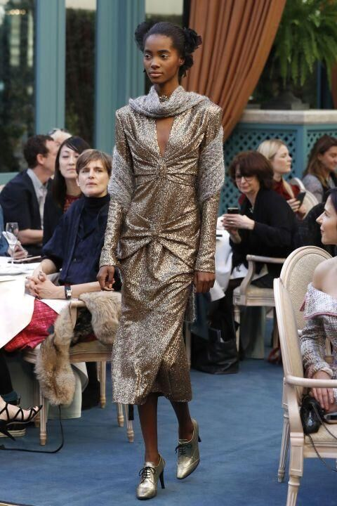 Your First Look At Chanel's Metiers d'Arts 2016/17 Show