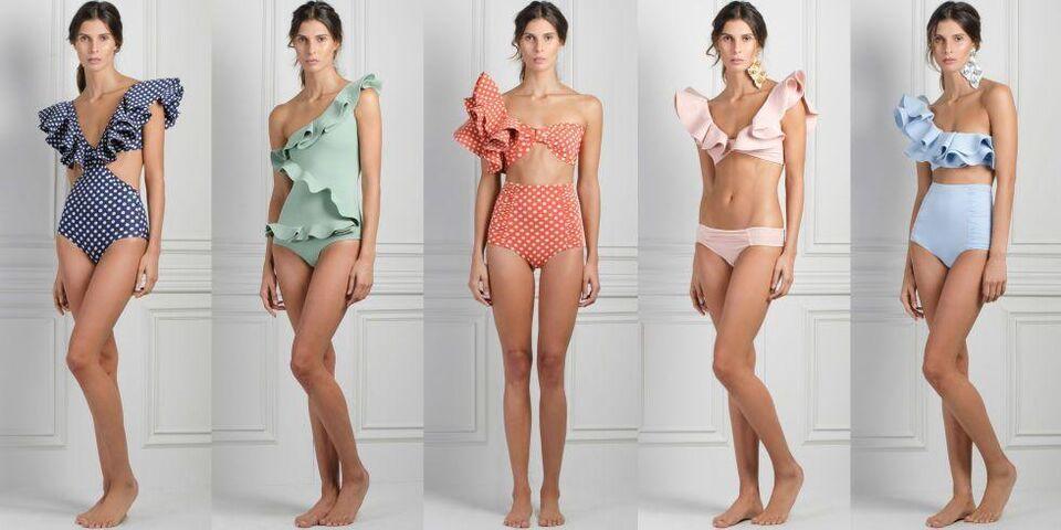 Johanna Ortiz's Debut Swimwear Collection Is Pretty Perfect