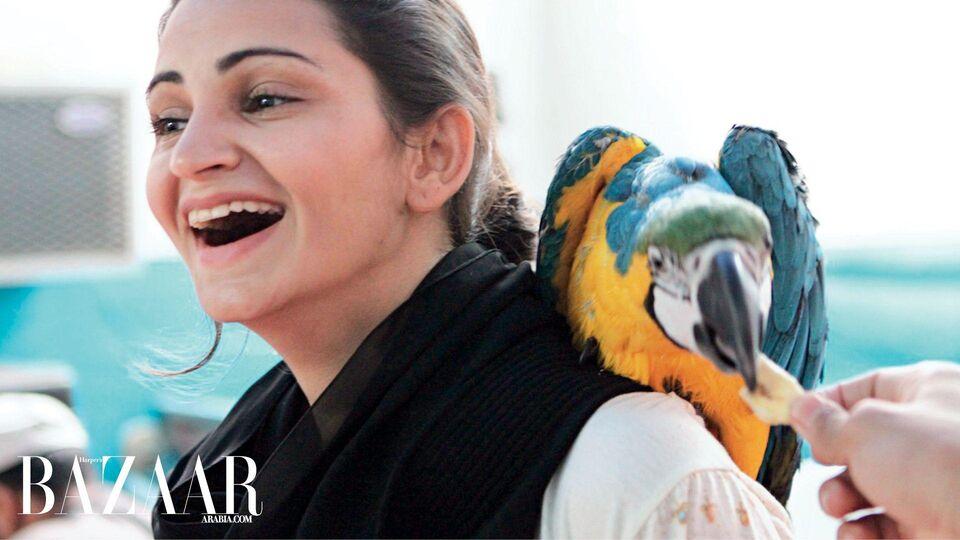 Saudi Filmmaker Ahd Kamel On Bridging Cultures Through Universal Stories