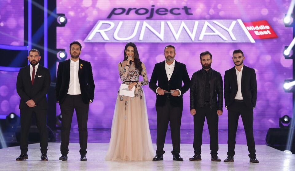 Alaa Najd Wins Project Runway Middle East