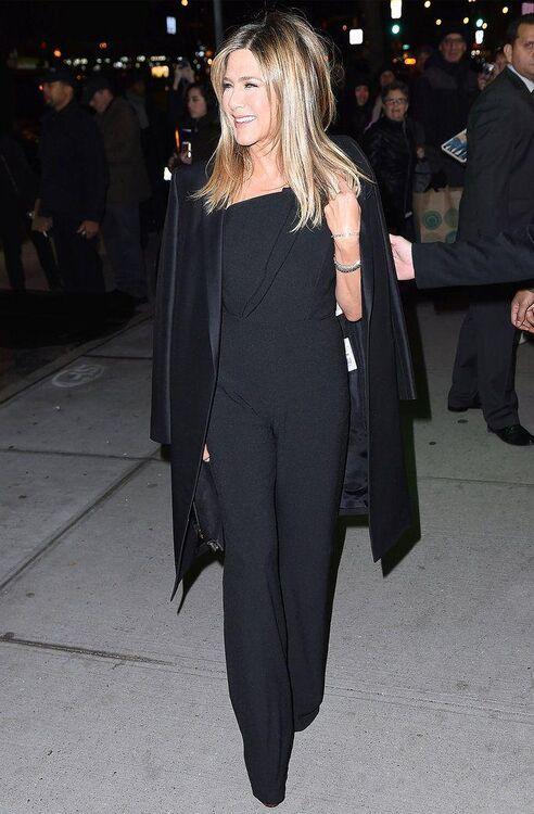 Jennifer Aniston Responds To Her Fashion Faux Pas