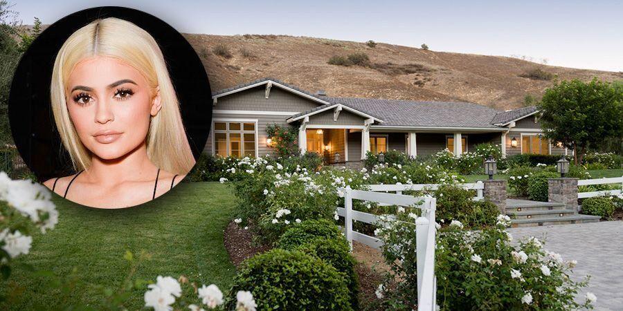 On The Market: Go Inside Kylie Jenner's Hidden Hills House