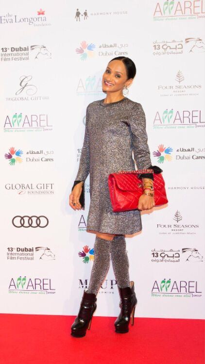 Bazaar Takes You To The Red Carpet Of The Global Gift Gala