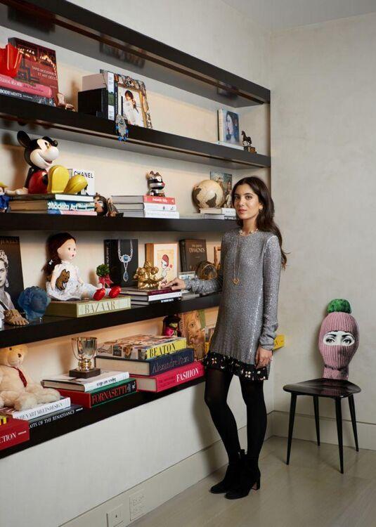 Manhattan Muse   Inside Noor Fares's New York City Home