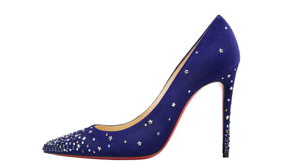 Christian Louboutin Debuts His Holiday Collection For 2016