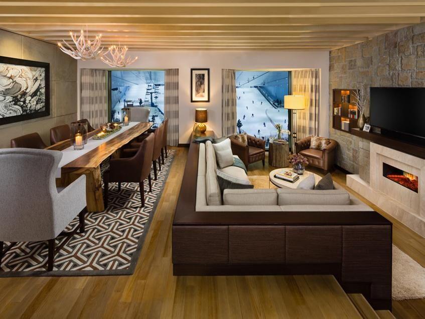 Bazaar Loves: The Aspen Ski Chalet in Dubai