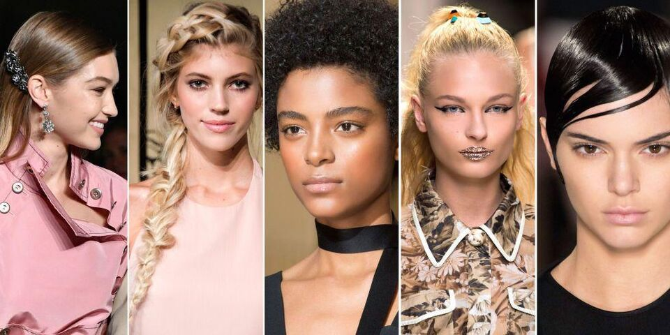 The 6 Biggest Hair And Beauty Trends To Know For 2017