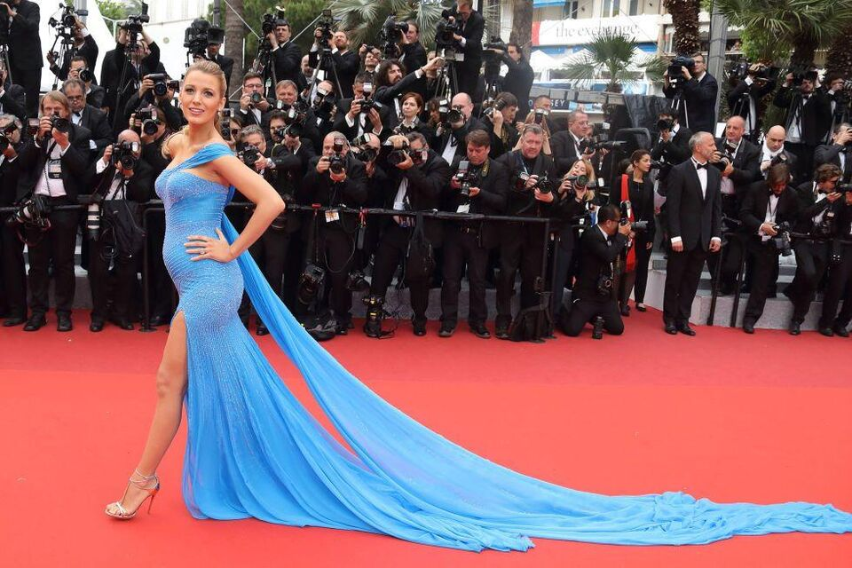 The Best Red-Carpet Moments Of 2016