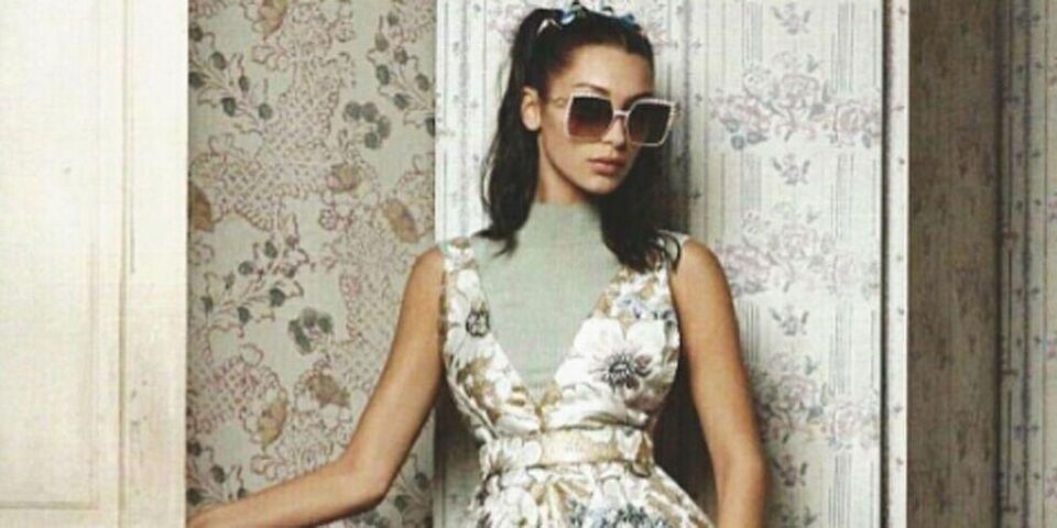 Bella Hadid Is The New Face Of Fendi