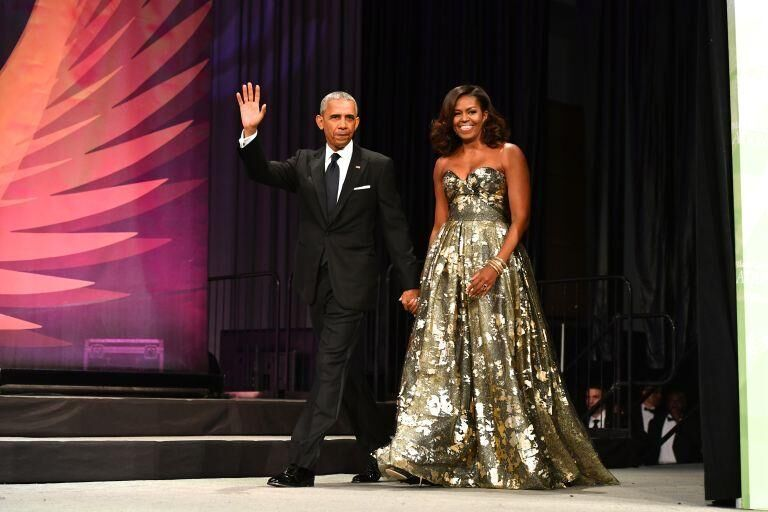 President Obama Hosted A Celebrity Studded Farwell Party