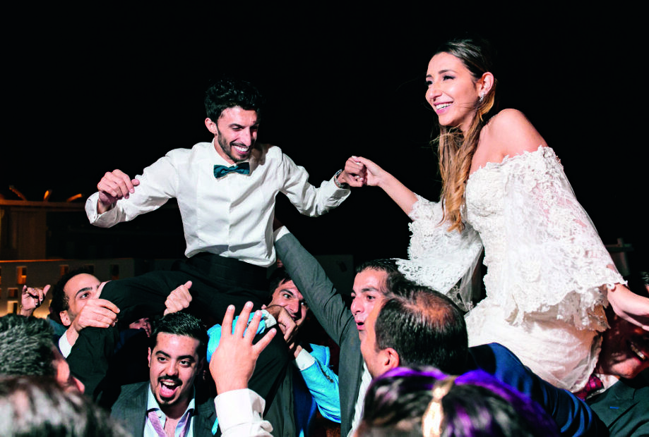 Marriam Mossalli And Mohammed Jarjara