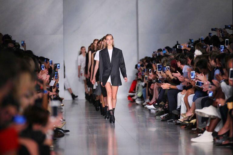 DKNY Bows Out Of New York Fashion Week