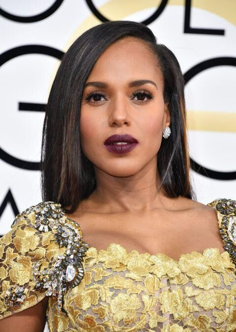 The Standout Hair And Makeup Looks From The 2017 Golden Globes