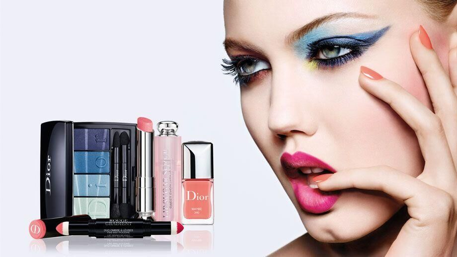 Dior Champions Colour For Spring 2017
