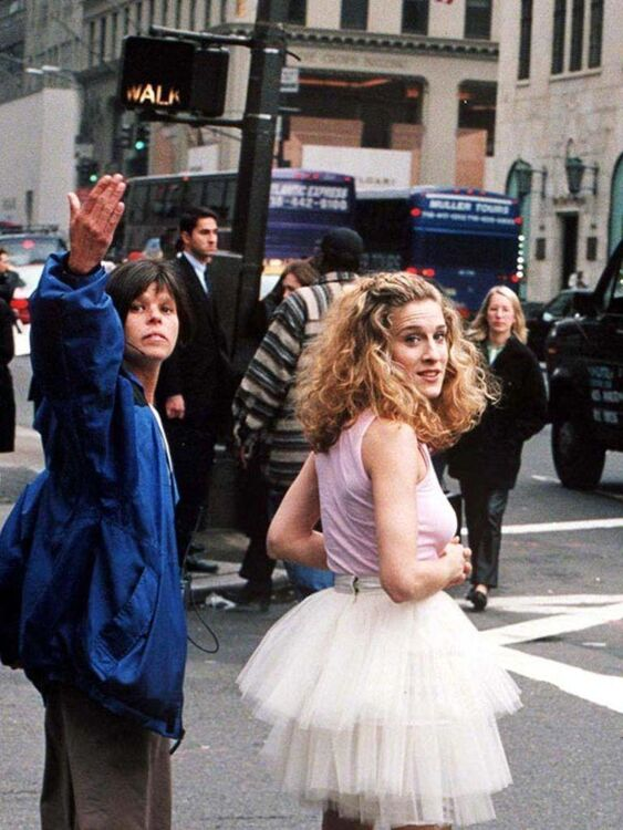 The Cost Of Carrie Bradshaw's Iconic Tutu Skirt Is Revealed