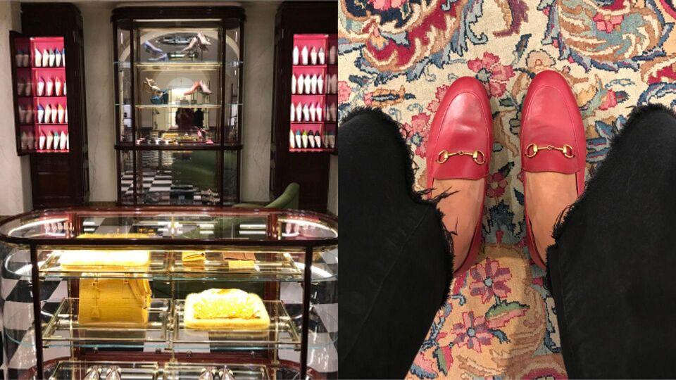 Racil Chalhoub Takes Bazaar To Milan