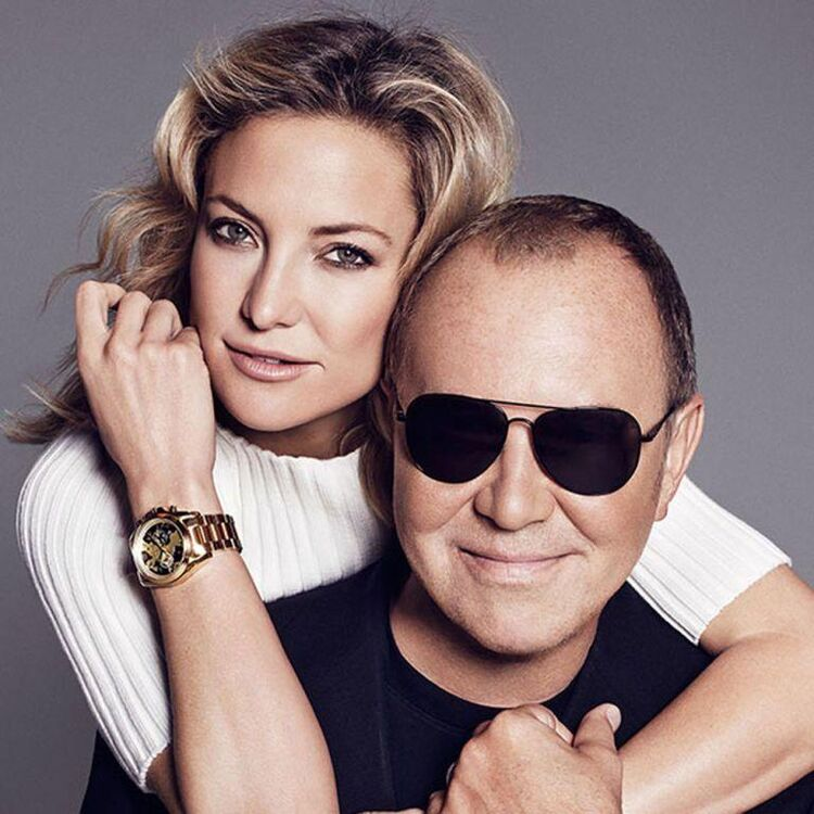 Kate Hudson Joins Michael Kors For His Glamour Games