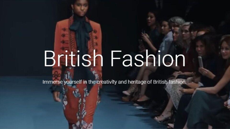 Google It: Fashioning The Future