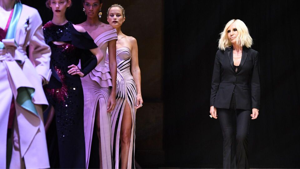 Atelier Versace Withdraws From Couture Week