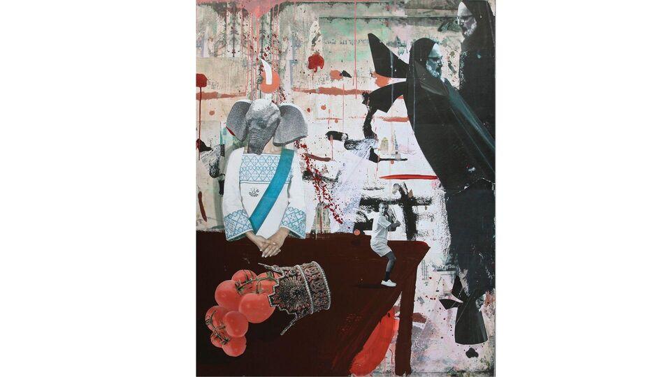 Berlin exhibition showcases Iranian art