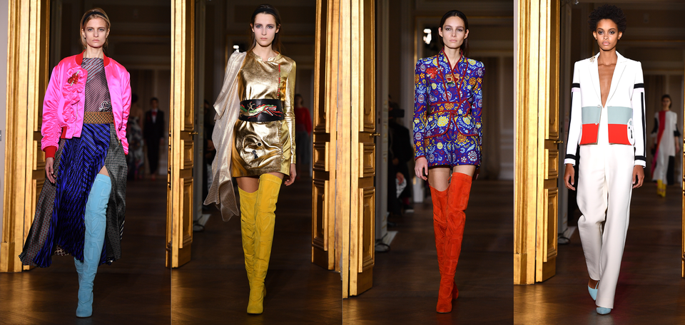 Couture S/S17: Schiaparelli
