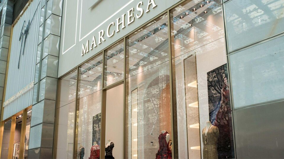 Marchesa Opens Its First Store Worldwide In Dubai