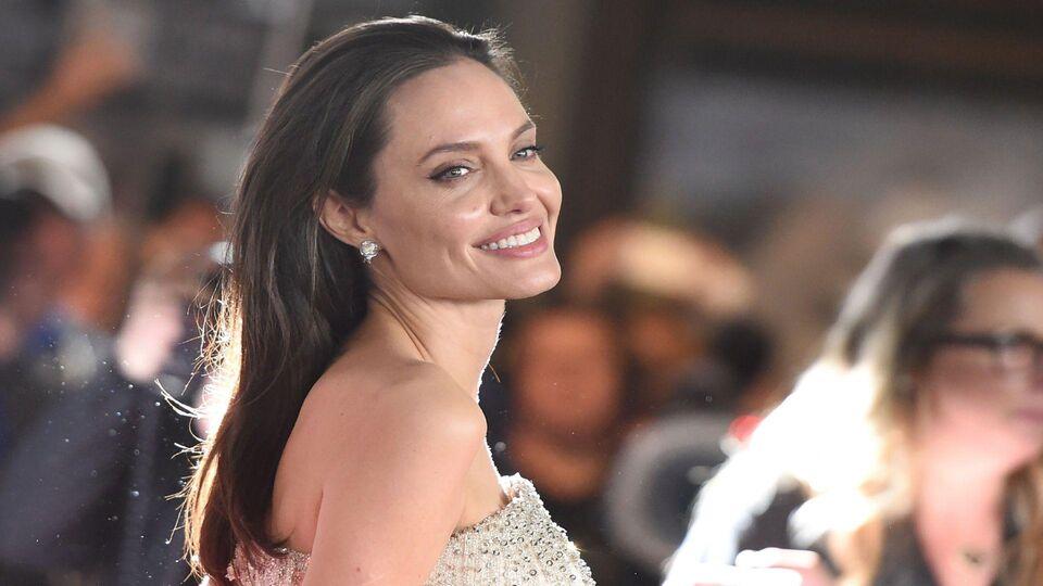Angelina Jolie Is The New Face Of Guerlain Fragrance