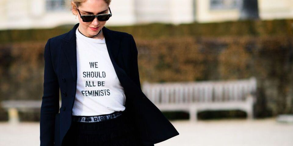 Dior's Feminist T-Shirt Is The Only Top You Need This Season
