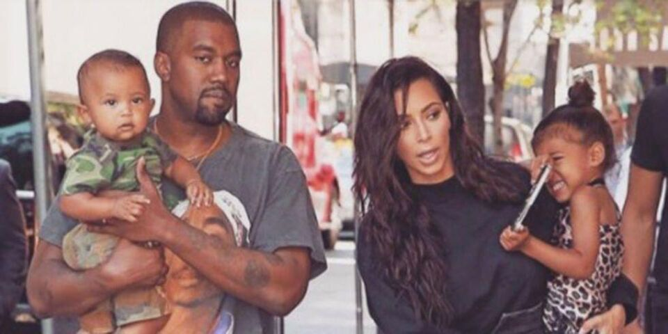 Kim Kardashian West Confirms She Has Created A Children's Clothing Line With Kanye