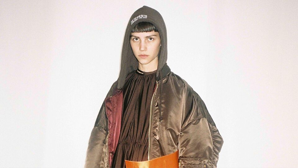 The Vetements X High Street Collaboration You've Been Waiting For
