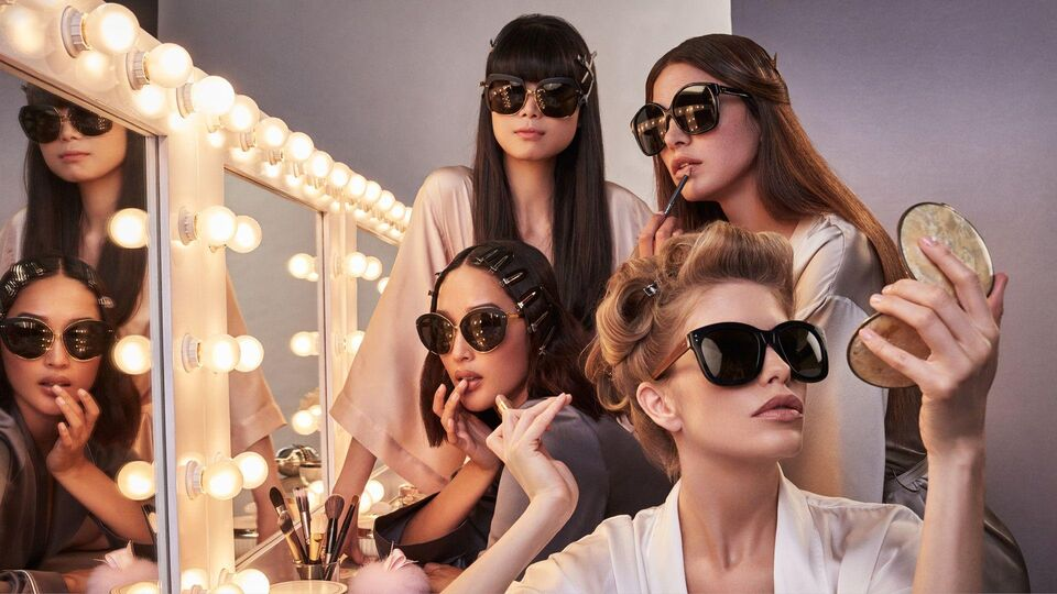 Four Digital Influencers Front Linda Farrow's Latest Campaign