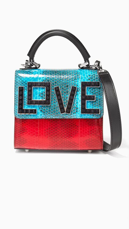 The Ultimate SS17 Bag Edit