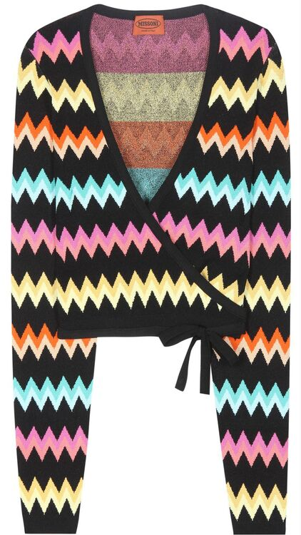 Missoni Collaborates With MyTheresa.Com For An Activewear Capsule Collection