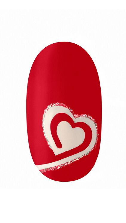 Valentine's Day Nailed