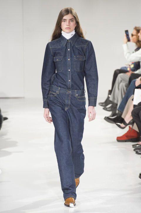 Raf Simons Debut Collection For Calvin Klein